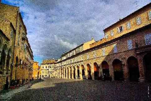 Fermo - Centro storico