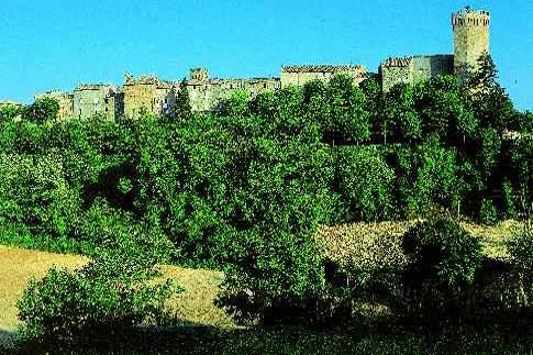 Vista di Moresco