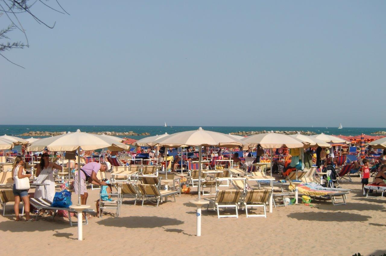 Scopri le attrazioni di Porto San Giorgio - Spiagge