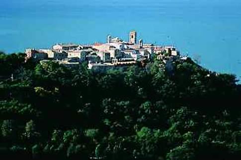 Scopri la città di Torre di Palme - Fermo