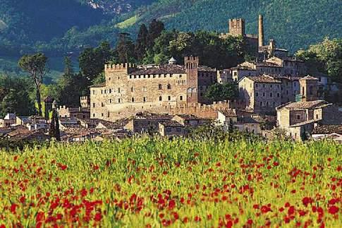 Caldarola - Vista della città