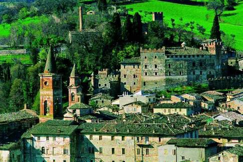 Il borgo di Caldarola