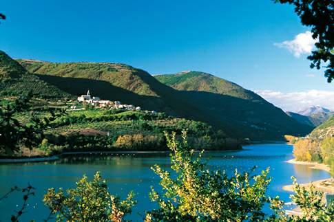 Pievefavera - Lago di Caccamo
