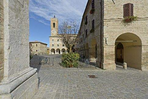 Cingoli - Palazzo Comunale
