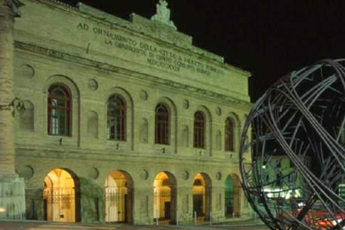 Macerata - Arena Sferisterio