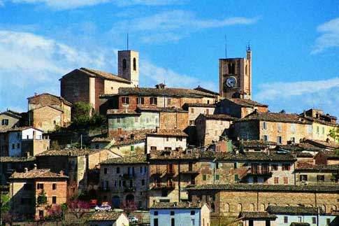 Il borgo di Sarnano