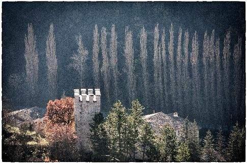 Visso - Torre della Rocca