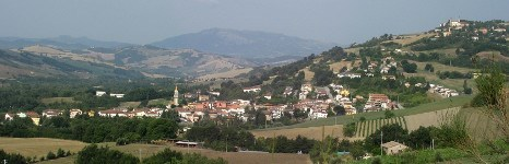 Auditore località Casinina
