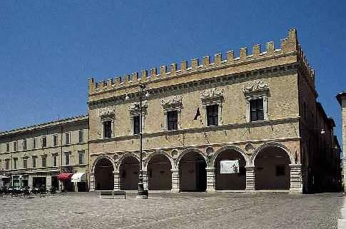 Pesaro - Palazzo Ducale
