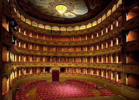 Pesaro - Teatro Rossini