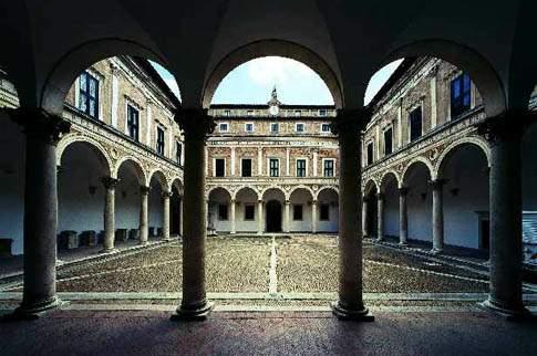 Attrazione di Urbino - Palazzo Ducale
