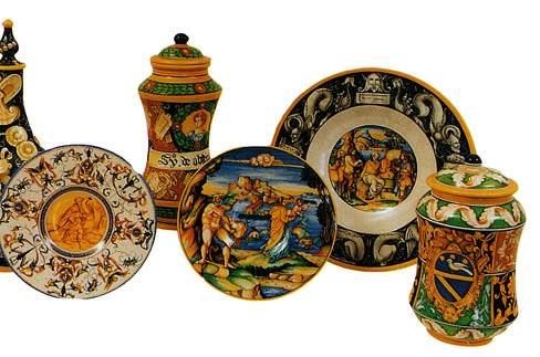 La ceramica di Urbania