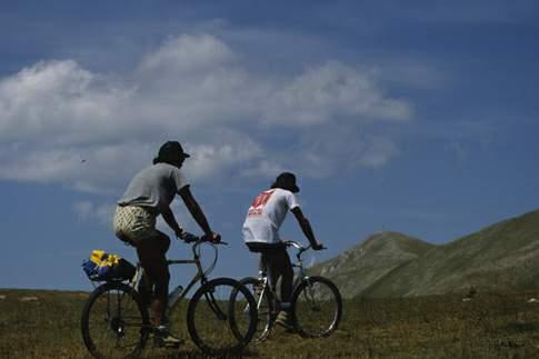 Scopri le attrazioni di Sibillini cycling