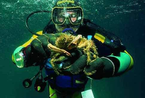 Scopri il percorso cicloturistico Sport acquatici marini