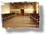 Monastero di Santa Chiara a Camerino, interno