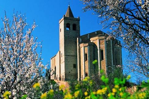 Scopri le attrazioni di Offida - Chiesa di S. Maria della Rocca