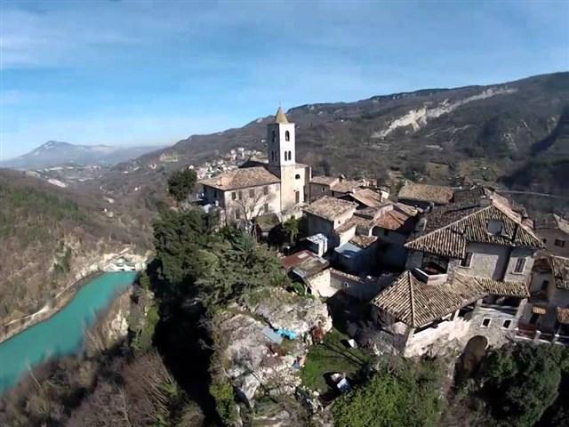 Ascoli Piceno- Lago di Castel Trosino