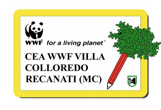 logo CEA Villa Colloredo Recanati