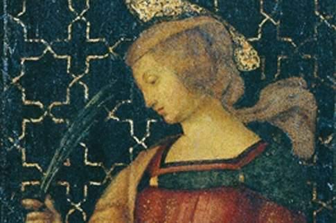 Attrazione di Urbino - Raffaello Sanzio - Santa Caterina d'Alessandria