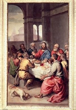 L'Ultima Cena di Tiziano