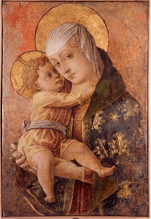 Madonna Crivelli Macerata