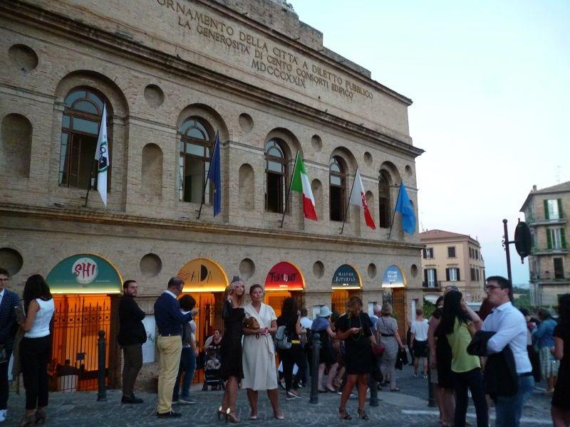 Macerata - eines unserer Festivals im Sferisterio