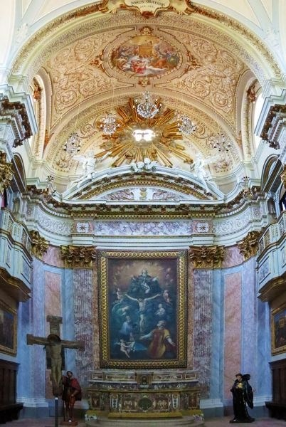 Treia - Chiesa di San Filippo - Interno