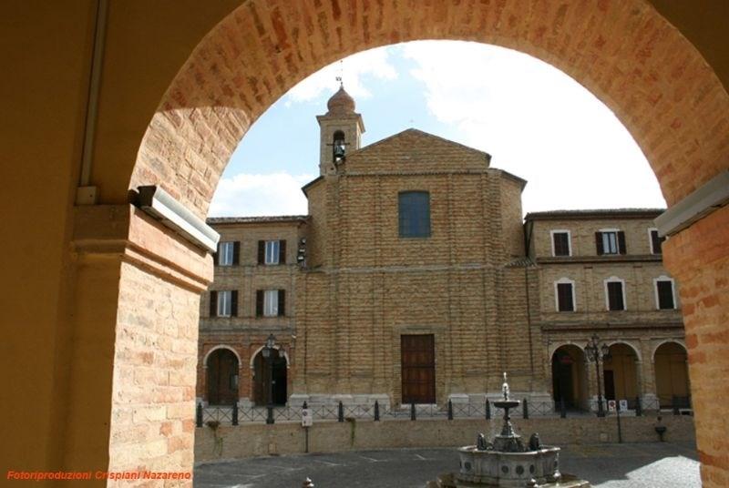 Treia - Chiesa di San Filippo - Esterno