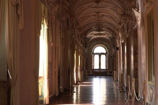 Jesi - Interno Palazzo Pianetti