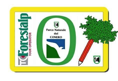Logo CEA del Parco del Conero