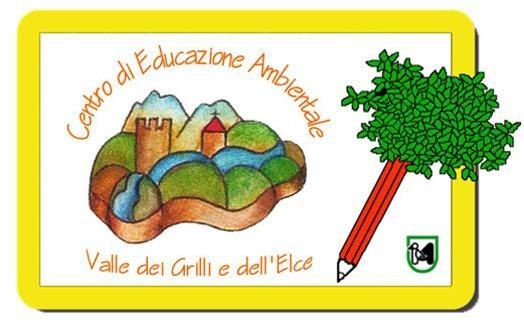 Logo CEA della Riserva Monte San Vicino e Monte Canfaito