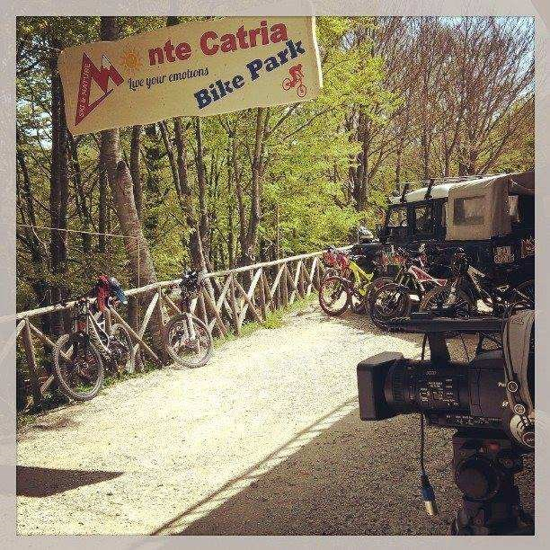 catria bike park