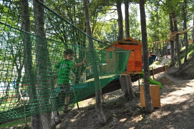 Kinderland Adventure Park Frontone