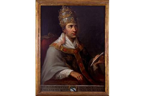 Ritratto di papa Niccolò IV
