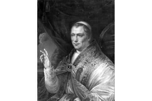 Ritratto di papa Pio IX