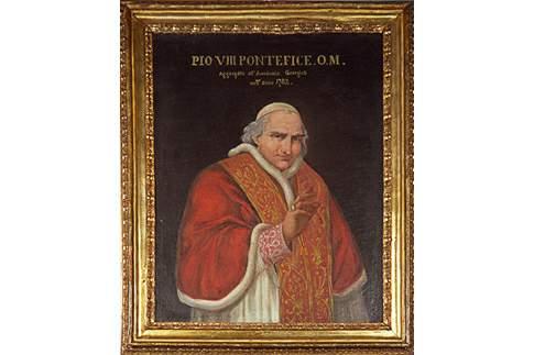 Ritratto di Papa Pio VIII