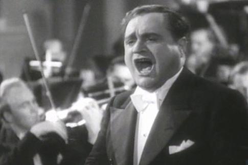 Beniamino Gigli e il suo bel canto