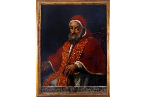 Ritratto di papa Sisto V