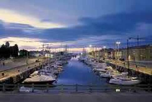 Porto turistico di Pesaro