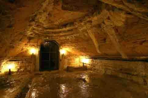 Sala dell'Ankh egizio