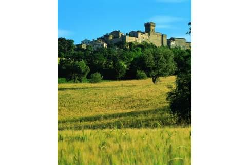 Il borgo medievale di Offagna