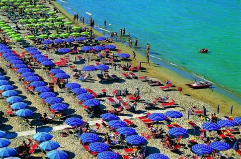 Scopri le attrazioni di Pesaro - Spiagge