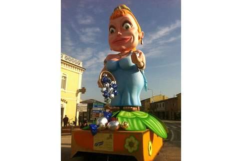Il grande Pupo: edizione 2013 del Carnevale di Fano