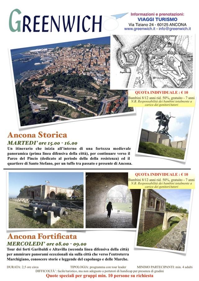 Ancona fortificata